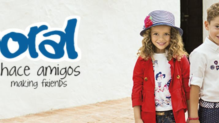 Καλωσορίζουμε τη Mayoral στο Lollipop kids fashion!