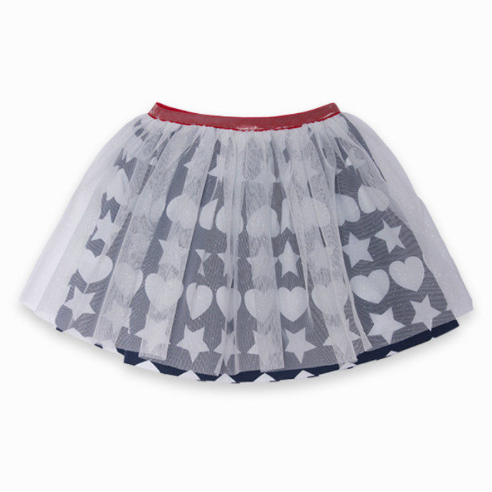 blue-little-stars-sateen-skirt-for-girl-fiesta2